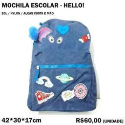 Mochila Hello