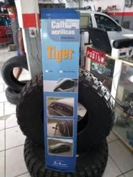 Calha Chuva Vectra 97 a 05 Tiger