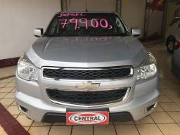 S10 LT Diesel 4x4 IPVA Pago na CENTRAL VEICULOS - 2013