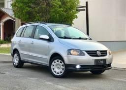 VW SpaceFox Trend 1.6 Total Flex 2010 COMPLETO | ÚNICO DONO | BAIXA KM | IMPECÁVEL!!!