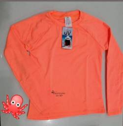 Título do anúncio: Camisa c/ Proteção UV Infantil - Atacado e Varejo