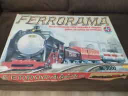 Ferrorama Estrela Sl 3000 Original Funcionando E Conservado
