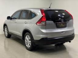 Honda cr-v lx 2.0 automática 2013 novíssima. léo careta veículos