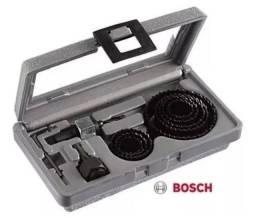 Jogo de serra copo 11 peças Bosch original