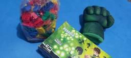 Barraca Bem 10/Lego/Luva Hulk