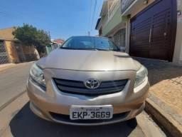 Corolla 1.8 Automático Gli Flex Dourado ano 2011