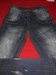 Calça jeans masculina da marca osmose Tam 40, 20,00