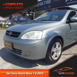 Gm Corsa Hatch Maxx 1.8 2003