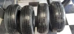 4 pneus Firestone 195/60 aro 15
