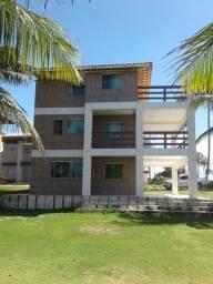 Apartamento 2/4 - Barra Jacuípe/Guarajuba (Pé na Areia)