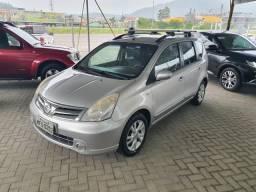 Nissan Livina S 1.6 Flex Fuel