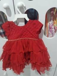 Lote com roupas e calcados para bebê menina  muito completo
