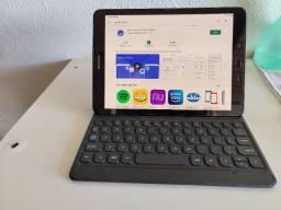 Tablet Samsung Galaxy Tab S3 + Capa Teclado Original