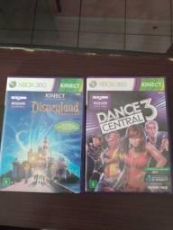 2 jogos xbox 360 originais