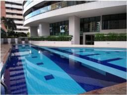Vista Mar / 75 m² / mobília fixa / 2 quartos / 3 banheiros / 2 vagas  / Lazer Total