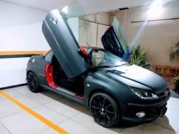 Peugeot CC cabriolet conversível