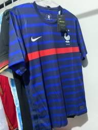 Camisas masculinas de time originais importadas