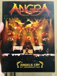 [DVD/CD] Angra - Angels Cry 20th Anniversary Tour DIGIPACK DUPLO