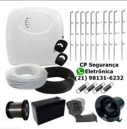 Cerca elétrica vendas instalação e manutenção