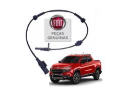 Sensor Traseiro Do Abs Original Fiat Toro 2.0 51966686