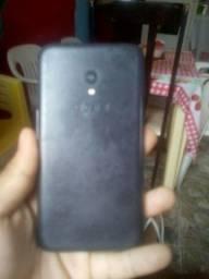 Alcatel tela trincada e bateria tem que dá um choque que não tá segurando carga