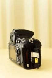 Câmera Full Frame Nikon D-700