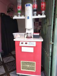 Maquina de sorvete americano