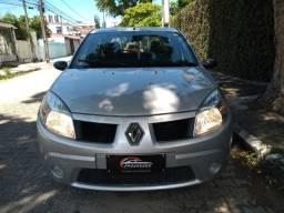 Renault Sandero EXP 1.0 16V completo ano:2009