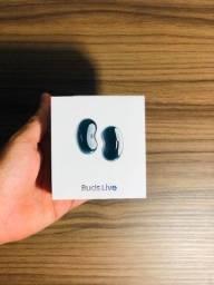 Samsung Galaxy Buds LIVE (Lacrado, Com Nota)