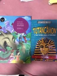 Livros para quinto e sexto ano do fundamental 2