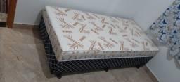 direto da fabrica cama box solteiro 07 cm de espuma entrega gratis