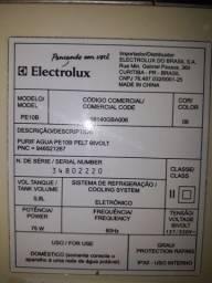 Purificador de agua electrolux pe10b