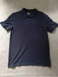 Comiseta polo masculina