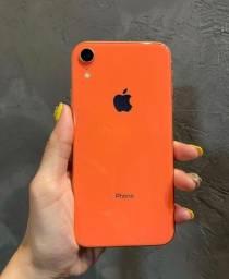 iPhone XR modelo de vitrine novo 12x237 promoção