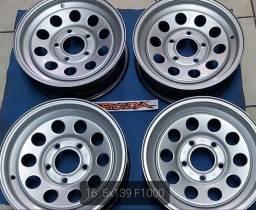 Título do anúncio:  Roda aro 16 p F1000  originais  da Ford