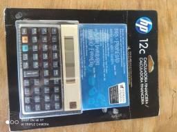Calculadora financeiro Gold nova original