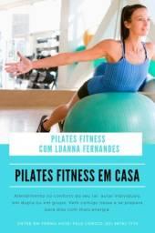 Aulas da Pilates Fitness