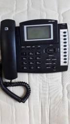 Telefone com fio digital bras fixo DB- 835
