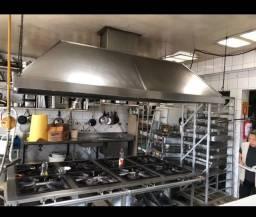 Fogão industrial Inox alta pressão