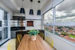 Apartamento à venda com 3 dormitórios em Nova america, Piracicaba cod:U139383