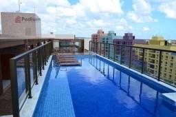 Apartamento à venda com 2 dormitórios em Ponta de campina, Cabedelo cod:36846