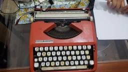 Maquina de Escrever - Hermes Baby