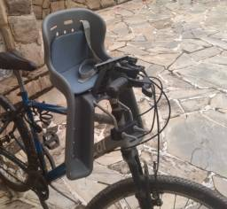 Cadeirinha Frontal de Criança para Bike