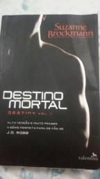 Livro ' Destino Mortal'