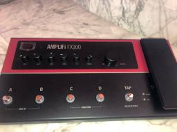 Pedaleira Bluetooth AmpliFi FX100