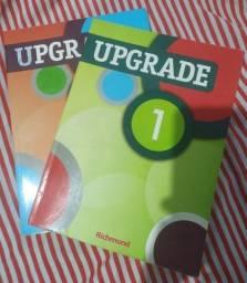 Livros de Inglês - Upgrade 1 e 2 - Richmond