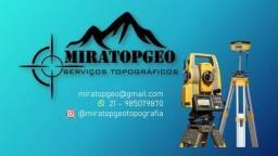 Topógrafo/ Soluções em Topografia e Geodésia