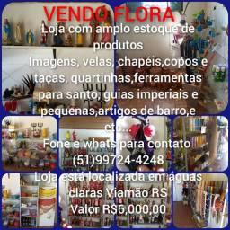 Vendo flora R$6,000,00