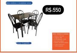 Jogo de mesas jogo de mesa jogo mesa aparecida de Goiânia