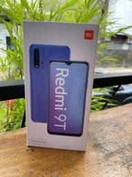 Xiaomi Redmi 9T 128Gb e 6Gb Ram. Pelo OLX pay em promoção 12x sem juros